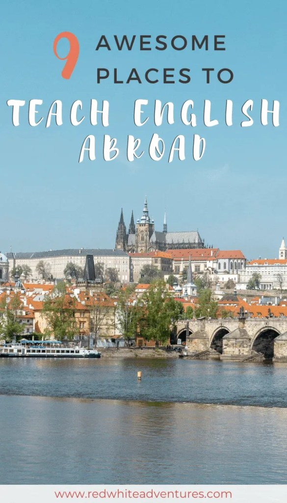 9 Awesome Places to Teach English Abroad