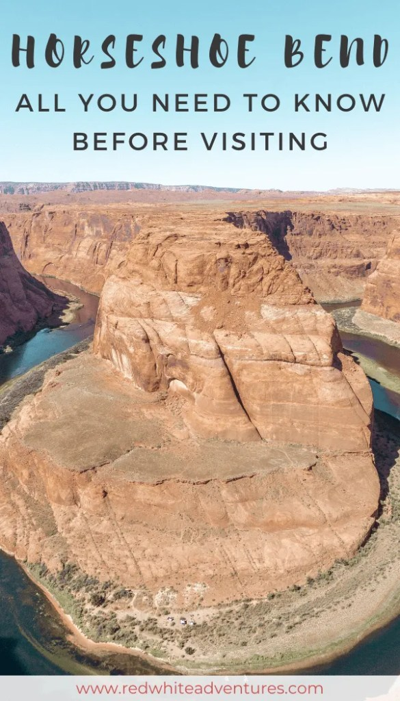 If you do a Horseshoe Bend tour this is the view you can expect