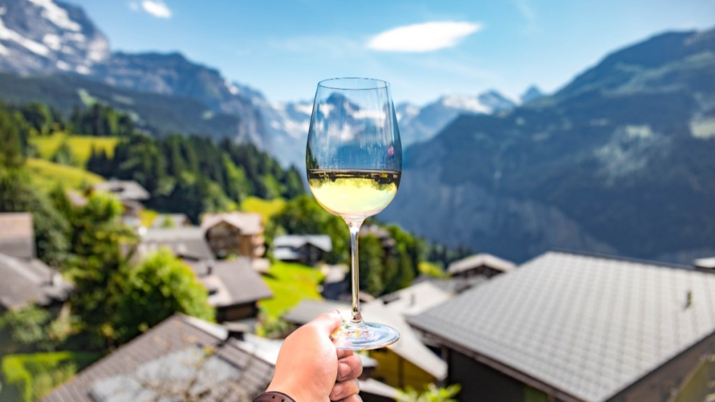Why wine is good for your brain