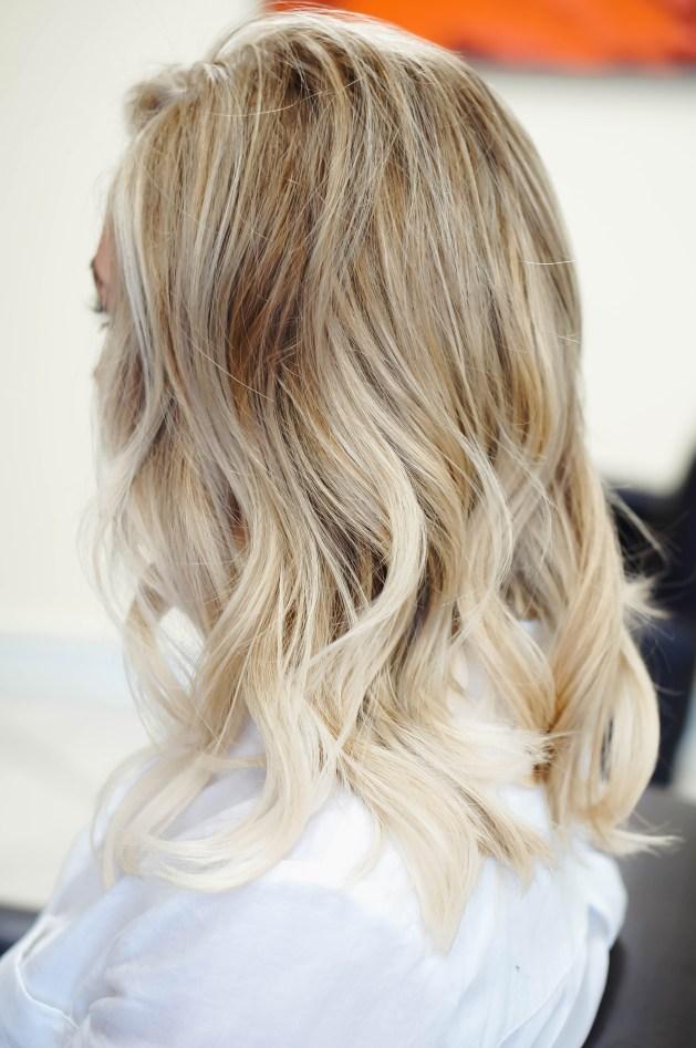 Blonde Brunette Balayage