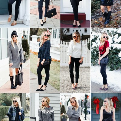 12 Classic Holiday Outfit Ideas