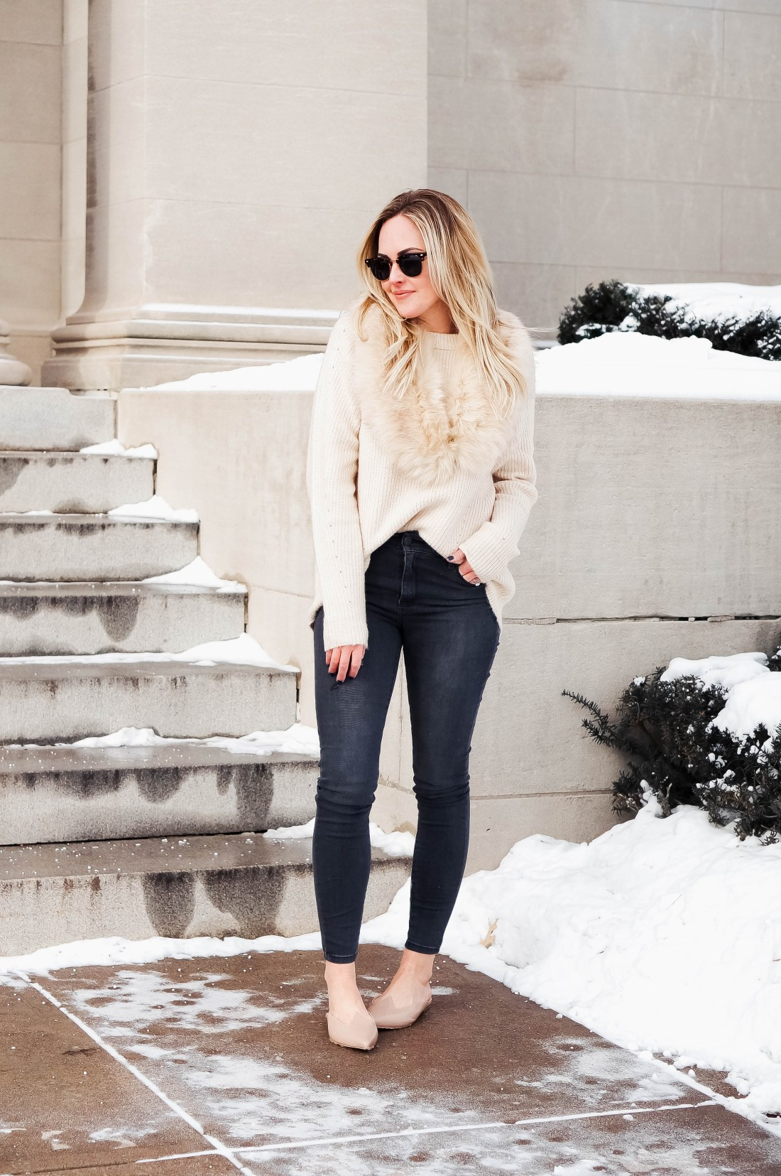Winter Neutral Outfit Ideas