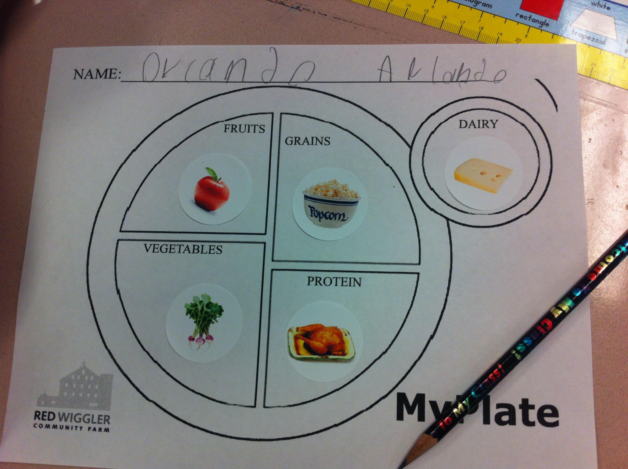 Helping Kids Make Healthy Choices Rwcf
