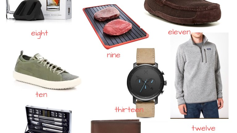 Gift Guide || For the Gents