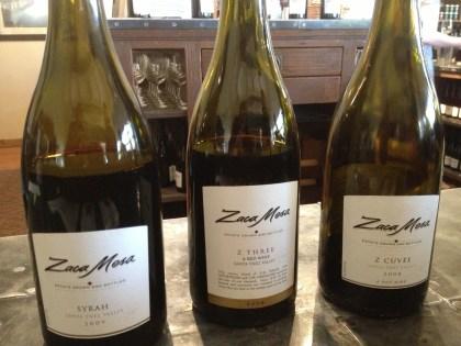 Three Zaca Mesa Syrah blends not to miss