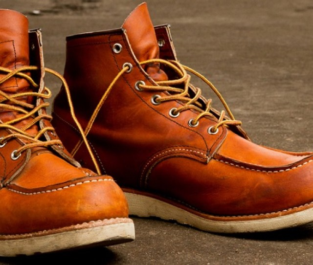 Dress Boots From Red Wing Charlottesville Dress Boots