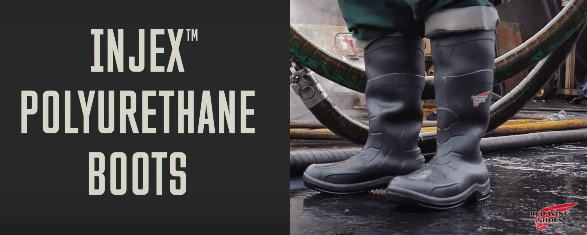 e79482f0d16 Rubber Boots Are Obsolete! | Injex Boots | Red Wing Charlottesville