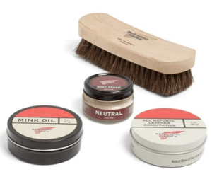 Red Wing Boot care full kit