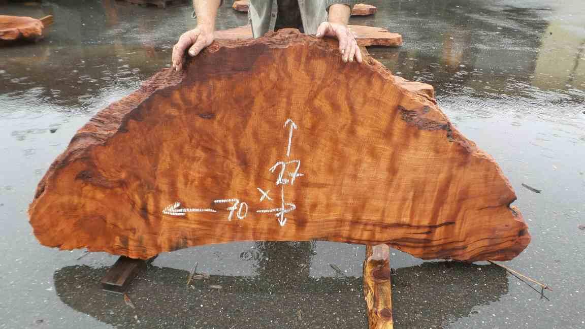 Redwood Burl Slab | High Quality Burl Table Slab