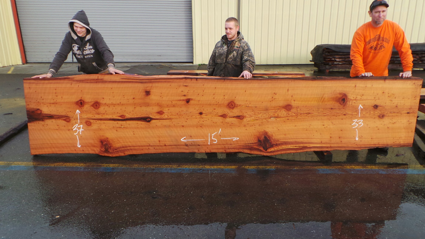 community dining wood table