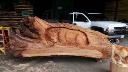 Friends of Redwood Burl