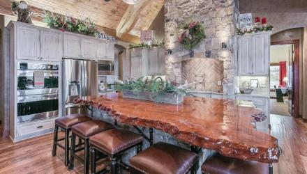 Rustic Countertops