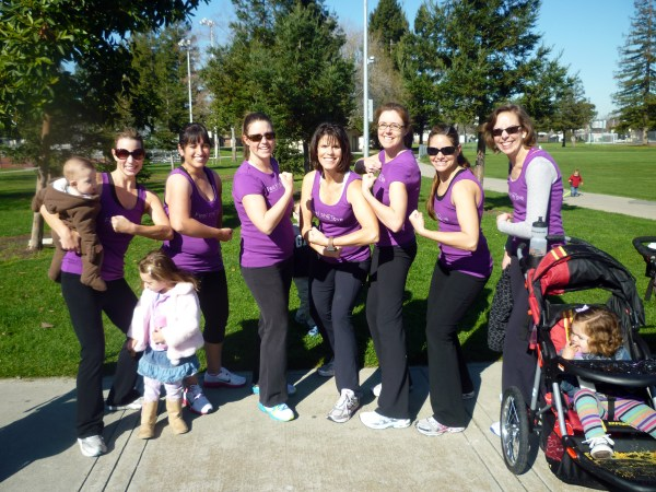 Redwood City Baby Boot Campers