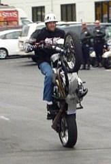 Jason Pullen Stunt Rider
