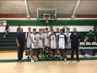 Varsity Boys Basketball Win Garces Tournament