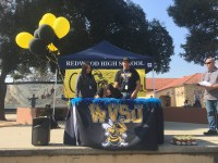 Signing Day At Redwood