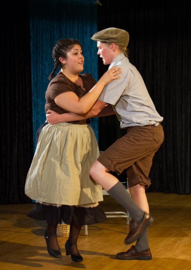 ROW 2012: Hansel and Gretel scene