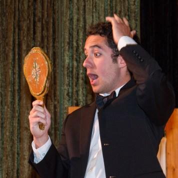 ROW 2014 - Don Pasquale: Mark Hosseini as Malatesta