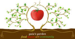 Gaias Garden logo