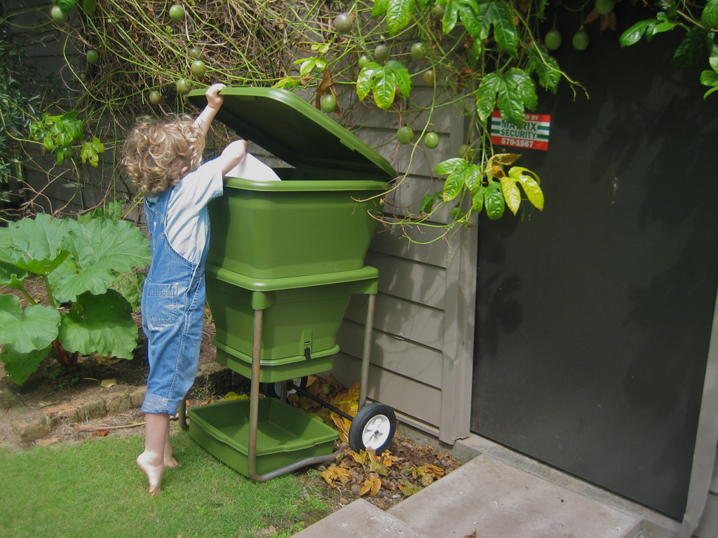 How To Maintain A Compost Heap