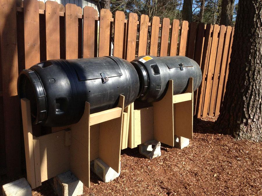 DIY Worm Composting