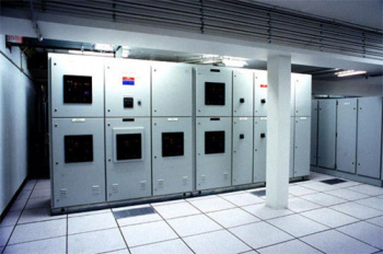 RedyHost Data Centre. SecuritON UPS Systems