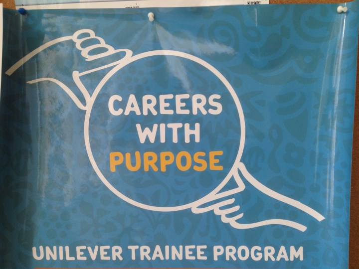 Career with a purpose
