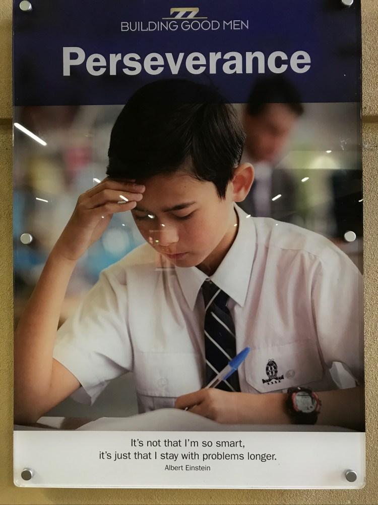 Photo credit: Shore School, Sydney Australia.