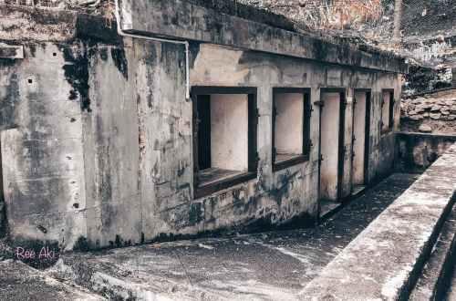 barrack, war museum, penang war museum, penang travel, where to go in penang
