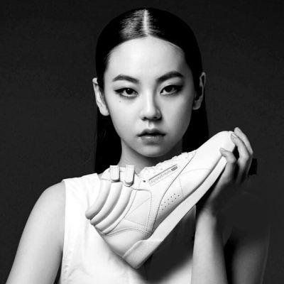 Sohee es el nuevo rostro de Reebok