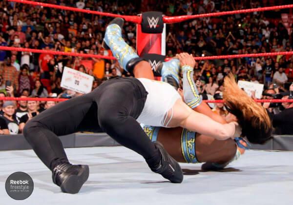 Ronda Rousey Reebok Freestyle