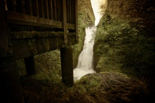Bridal Veil Falls #3 (Antique)