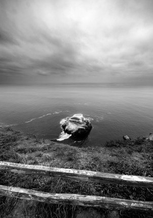 Chimney Rock View
