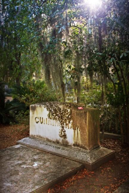 Cunningham Grave (Bonaventure)
