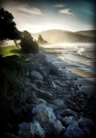 Castle Point Coastiline