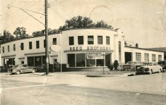 Reed Brothers Dodge: Then & Now