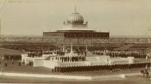 Delhi Durbar of KIng George V, 1911 Credit: Wikimedia Commons