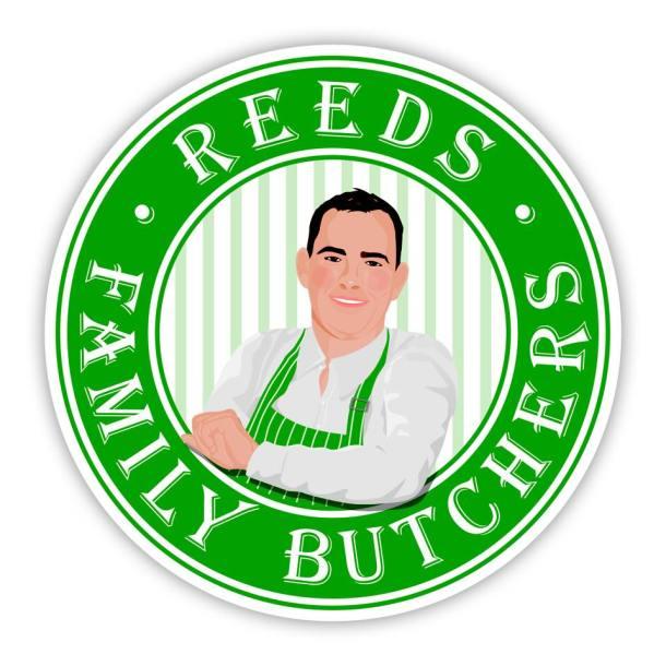 Reed's Family Butchers Logo