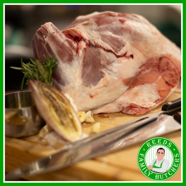 Buy Lamb Shoulder x 1 online from Reeds Family Butchers