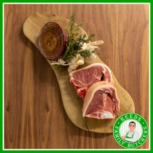 Buy Single Lamb Chops x 4 online from Reeds Family Butchers