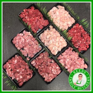 Stewing / Curry Meat Pack