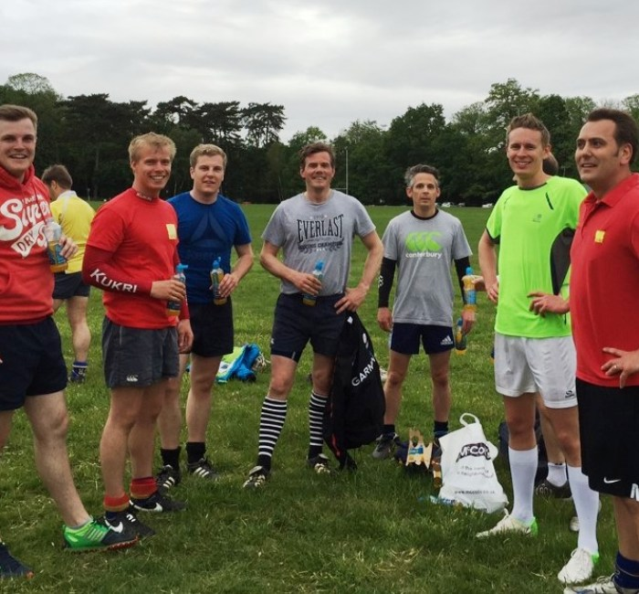 Inaugural Property Touch Rugby Tournament, May 2016 at Reeds Weybridge RFC (1)
