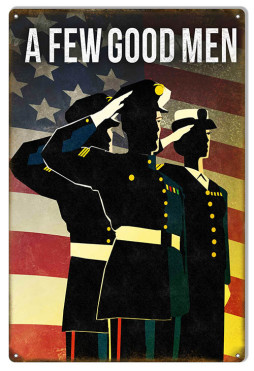 military signs and symbols | Reproduction Vintage Signs: