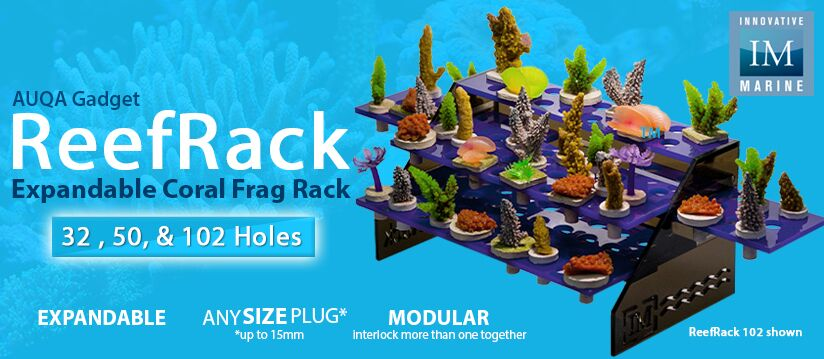 reefrack from innovative marine is a