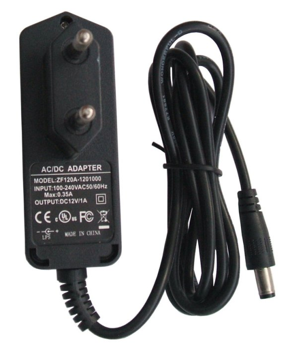 12v wall adapter