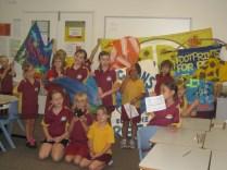 Reef walk 2013: Rollingstone Primary School Year 1,2,3, 20, June 2013