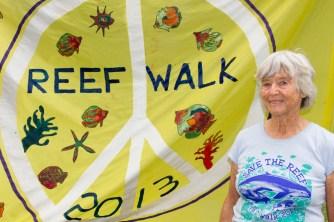 Reef Walk 2013 Start from Cairns -7734 XantheRivett