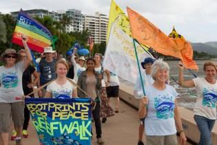 Reef Walk 2013 Start from Cairns -7773 XantheRivett