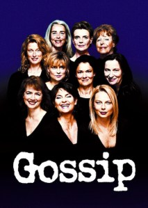 Theatrical poster of the film Gossip