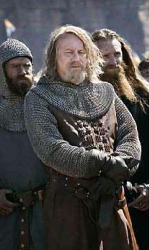 Stellan Skarsgård as Birger Brosa in a scene from Arn: The Knight Templar